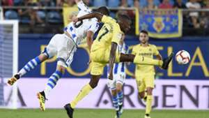 Villarreal Real Sociedad LaLiga