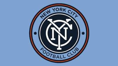 GFX New York City FC logo panel