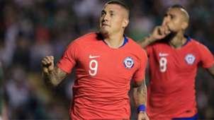 Nicolás Castillo Selección chilena 310119