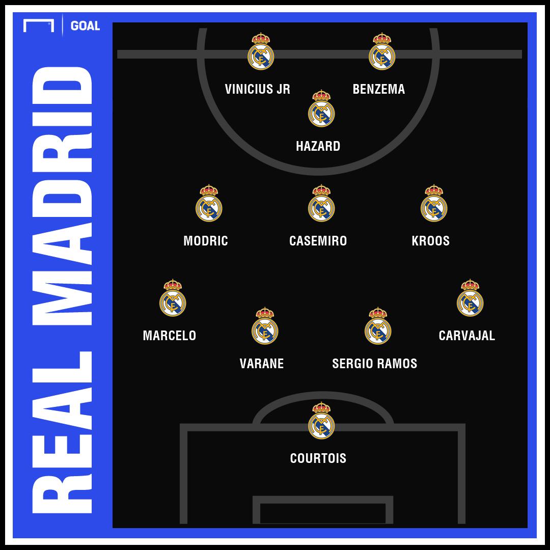 Eden Hazard Real Madrid PS