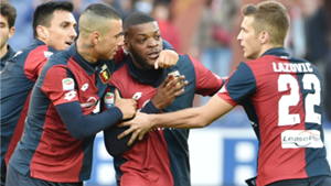 Genoa Bologna Ntcham