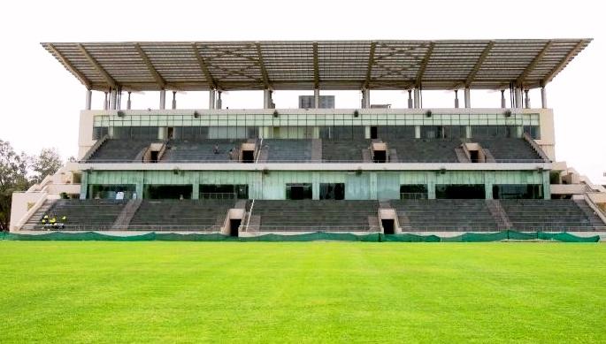 Delhi University Rugby stadium