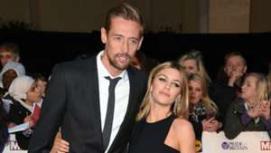 Peter Crouch Abbey Clancy