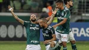 Felipe Melo Mayke Scarpa Palmeiras Fluminense Brasileirão Série A 14112018