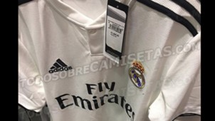 Real Madrid camisa 18-19 08 05 2017