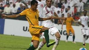 Tim Cahill UAE v Australia World Cup qualifying 06092016