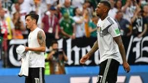 Mesut Özil Jerome Boateng Germany 17062018