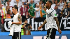 Mesut Özil Jerome Boateng Germany 17062018