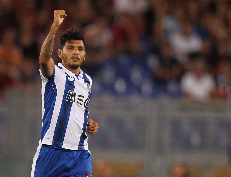 Jesús Corona Porto Champions League