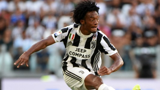 Cuadrado Juventus Serie A