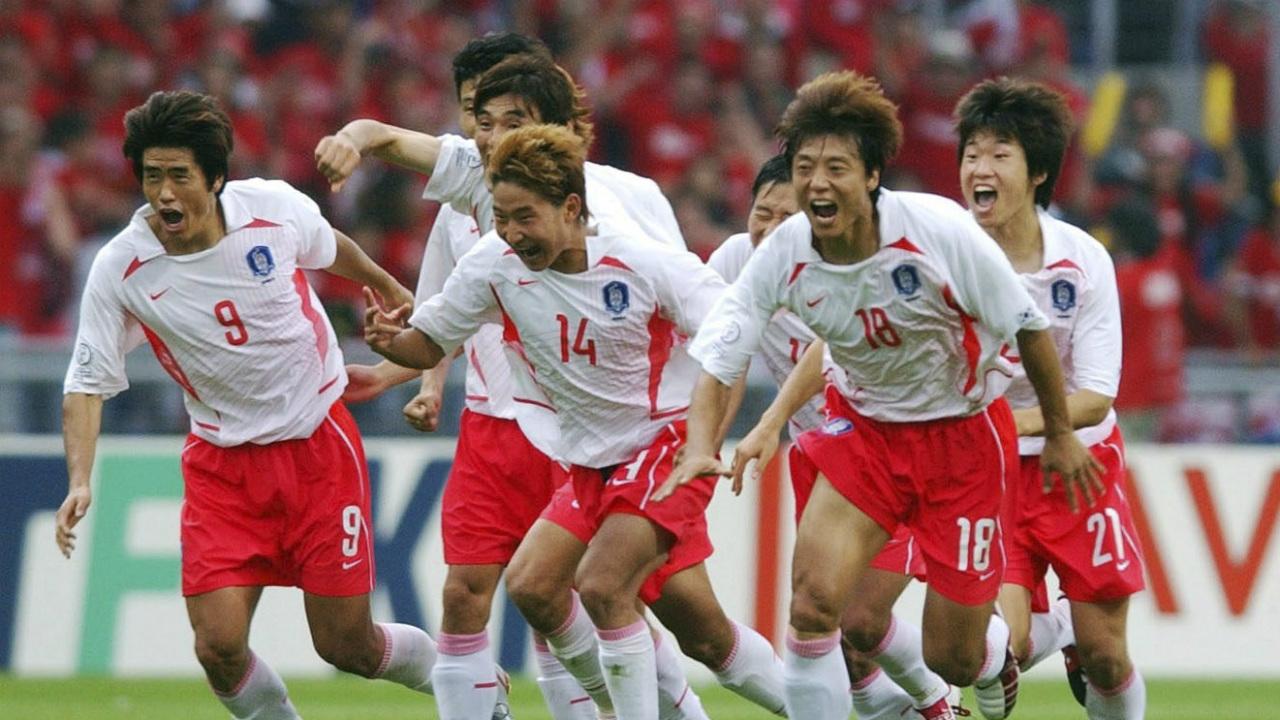 Korea World Cup 2002