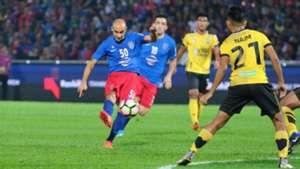 Natxo Insa, Johor Darul Ta'zim, Perak, Super League, 26/07/2017