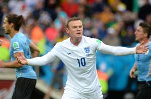 Wayne Rooney England 2014
