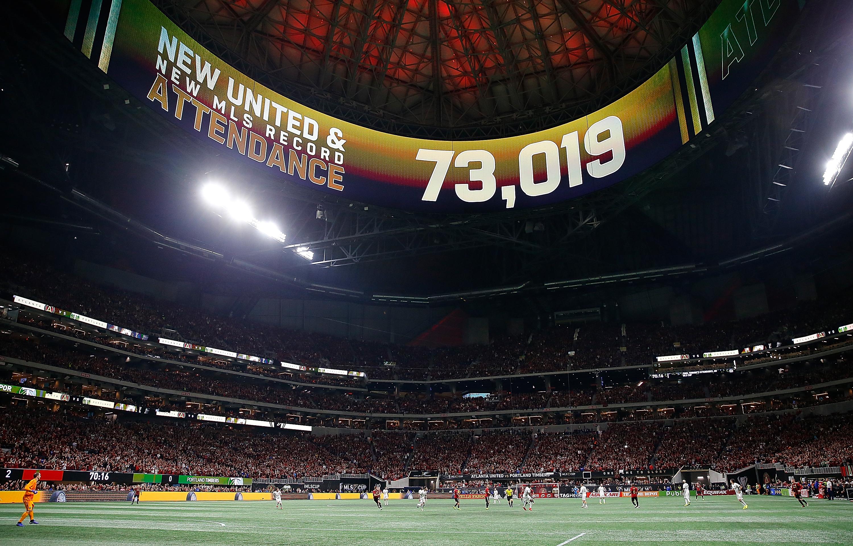 ผลการค้นหารูปภาพสำหรับ MLS Cup ผู้ชมเยอะกว่าซูเปอร์โบว์ล