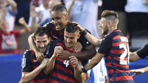 Matt Miazga USA Gold Cup