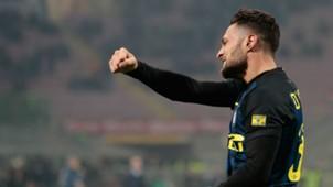 Danilo D'Ambrosio Inter Pescara Serie A