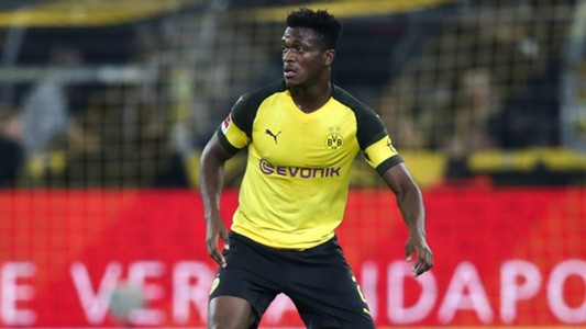 Dan-Axel Zagadou Borussia dortmund