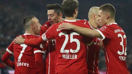 FC Bayern 10022018