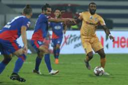 Issoko Bengaluru FC Mumbai City FC ISL