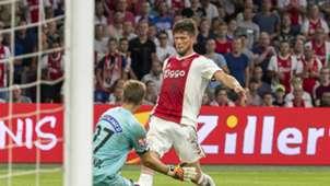 Klaas Jan Huntelaar, Ajax - Sturm Graz, 07252018