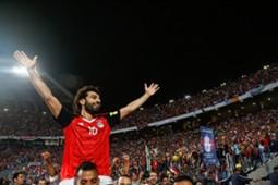 Mohamed Salah Egypt Congo