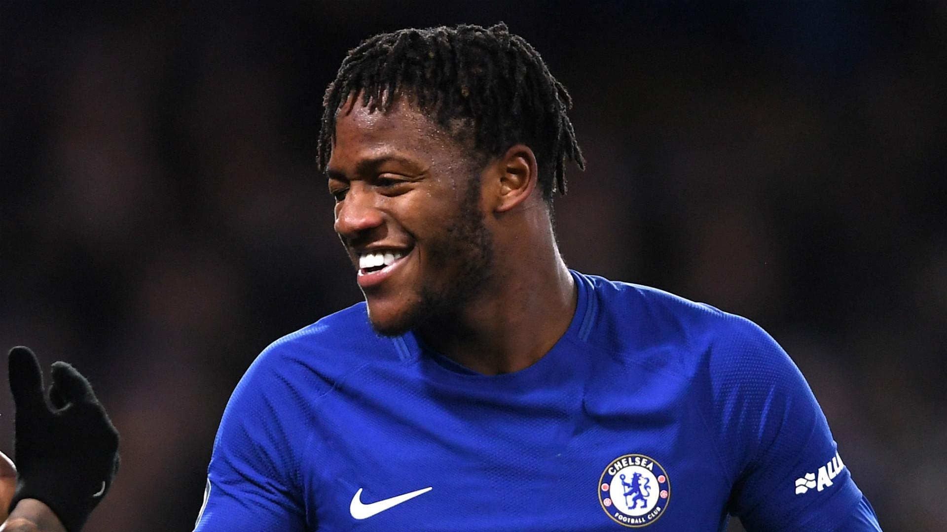Michy Batshuayi Transfer News Belgian Forward Joins Borussia Dortmund On Loan From Chelsea Goal Com