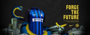 Inter Mailand Home Kit Trikot 2017/18
