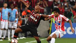 Jonathan Luis Diaz Atlético-PR Junior Barranquilla Copa Sudamericana final 12122018