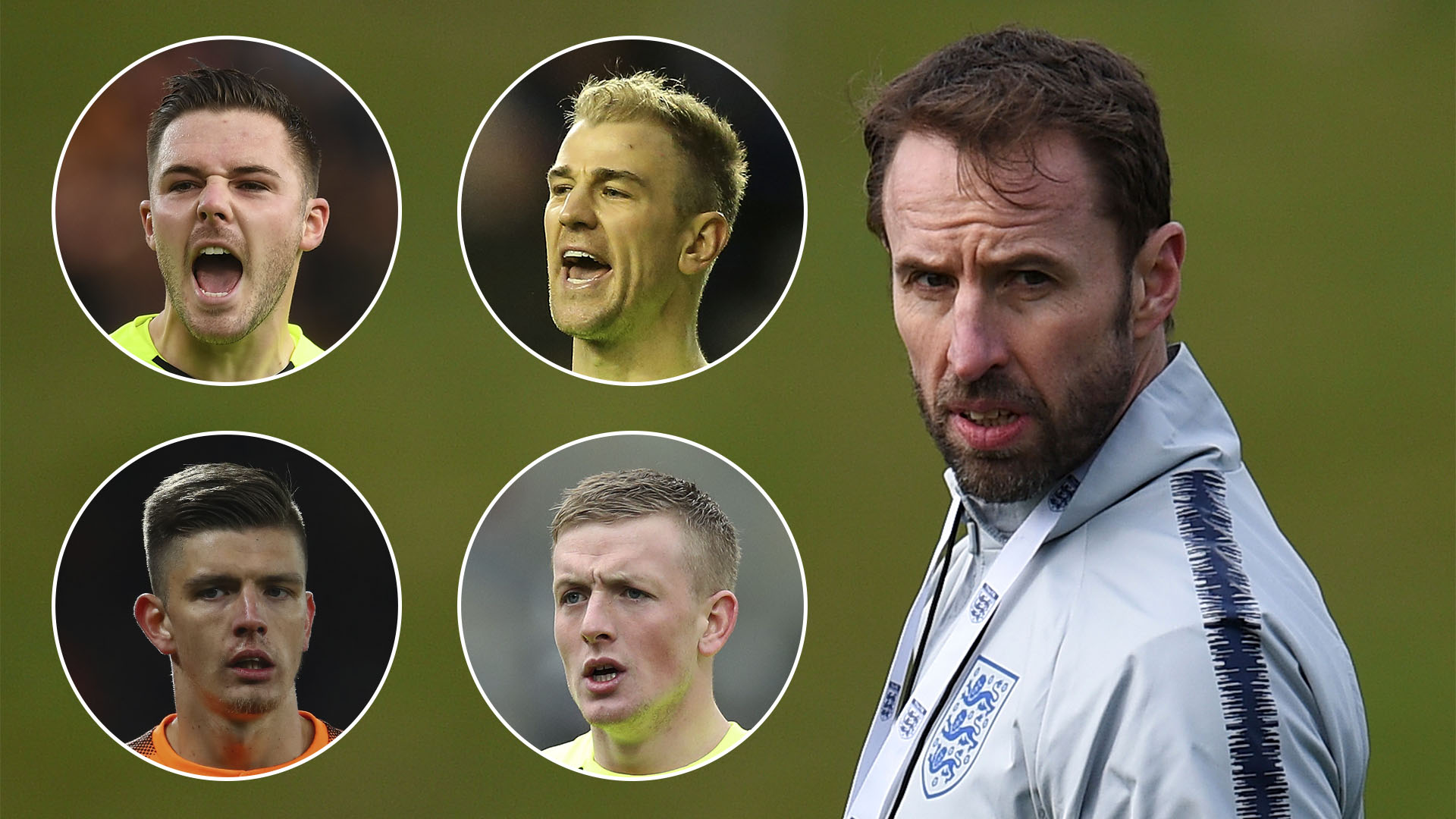 Everton's Jordan Pickford surely England's No 1 going to the World Cup