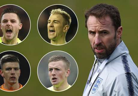 Who should be England's No. 1 goalkeeper at World Cup 2018?