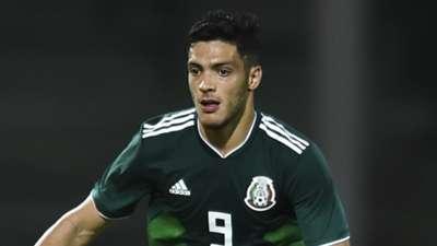 Raul Jimenez Mexico 2018