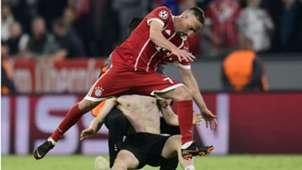Invasão Ribery Real Madrid Bayern Champions League 25 04 2018
