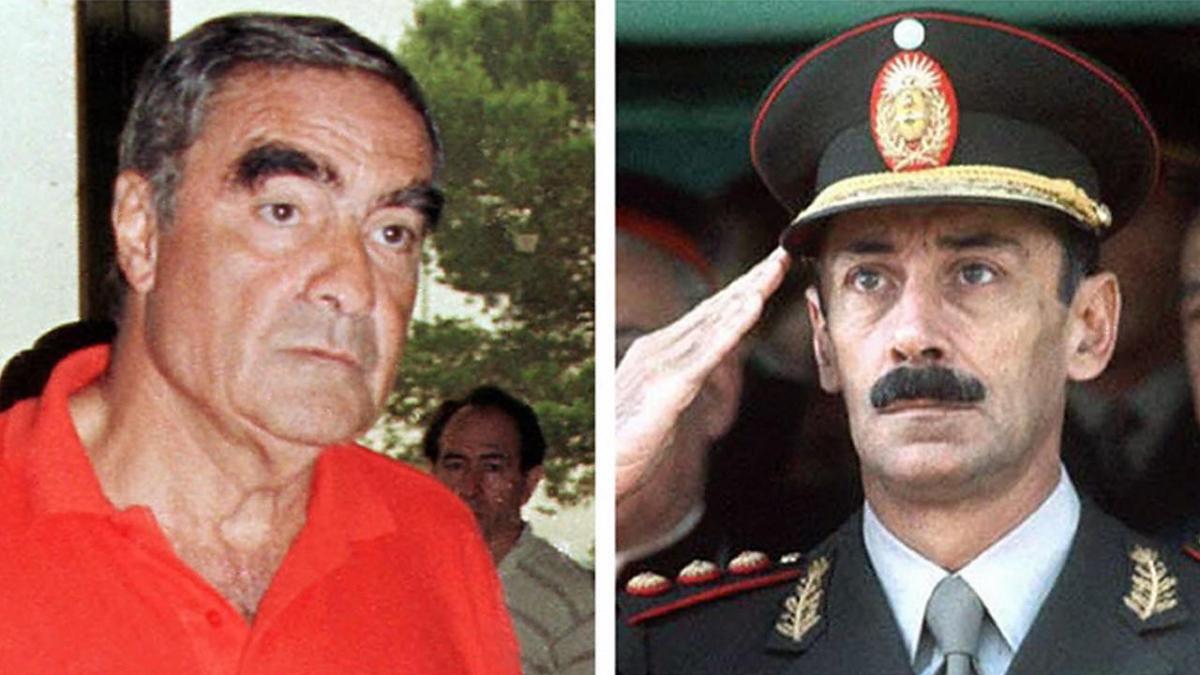 Emilio Massera Jorge Videla Argentina