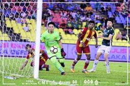 Haziq Ridwan, A. Namathevan, Selangor, Nicholas Swirad, Melaka United, Malaysia Super League, 21072018