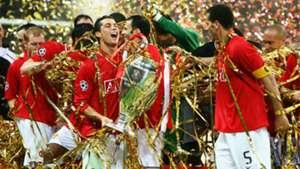 Cristiano Ronaldo Manchester United 2008