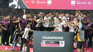 Where and when will the Malaysia FA Cup second round be played