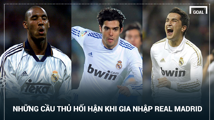 Top Players Who Were Ruined By Real Madrid