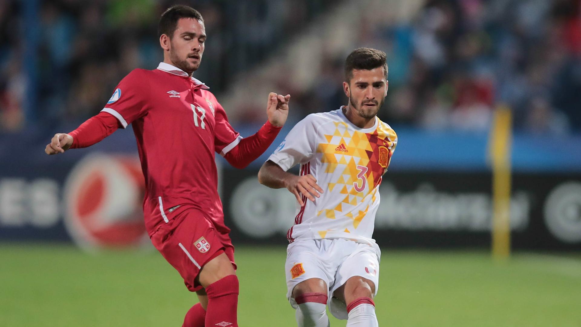 Jose Gaya Spain Under-21