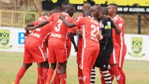 Ulinzi Stars v Mathare United.