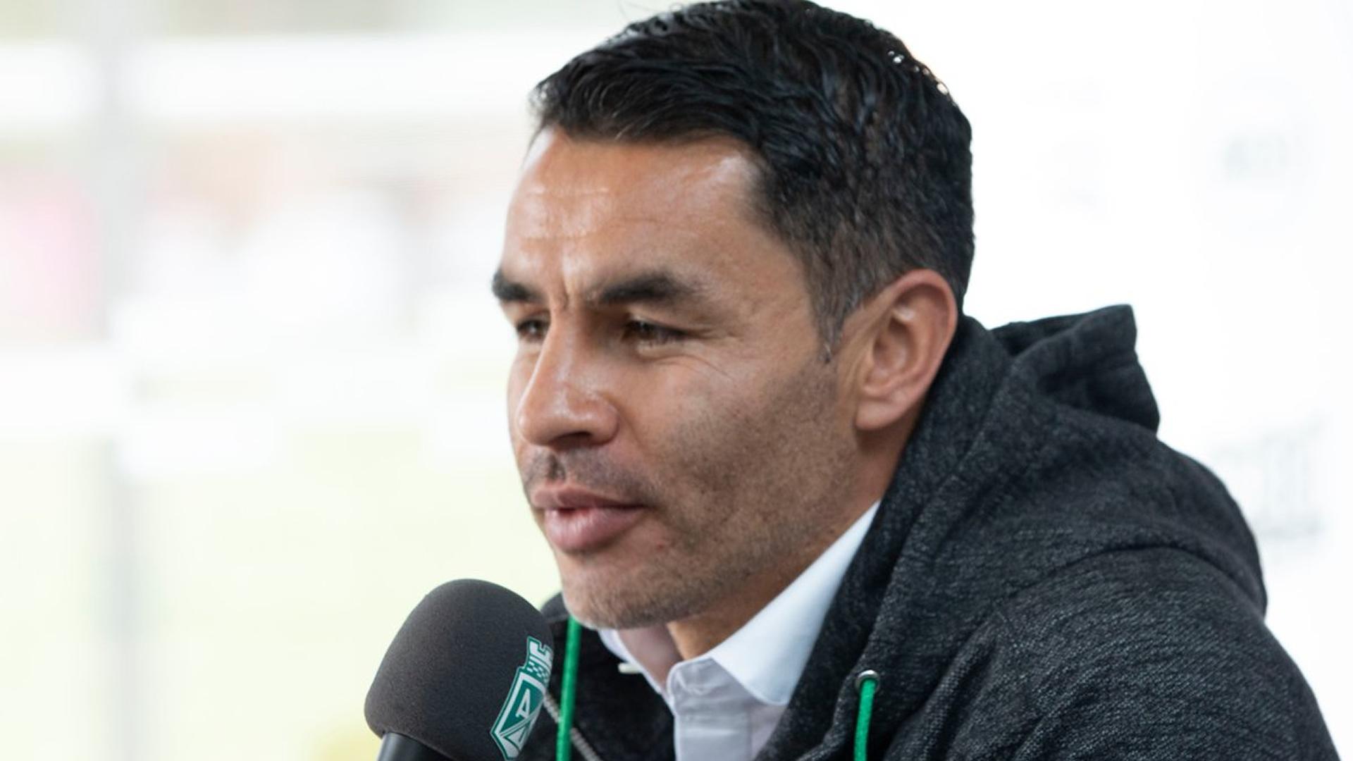 Francisco Nájera Atlético Nacional 2018