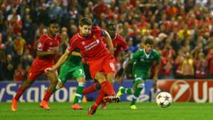 Liverpool penalty