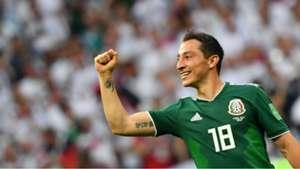 Andres Guardado Mexico