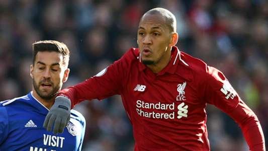 Fabinho Liverpool 2018-19