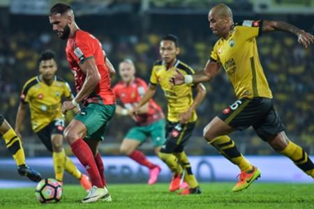 Liridon Krasniqi Kedah Thiago Junior Perak Malaysia FA Cup 11032017