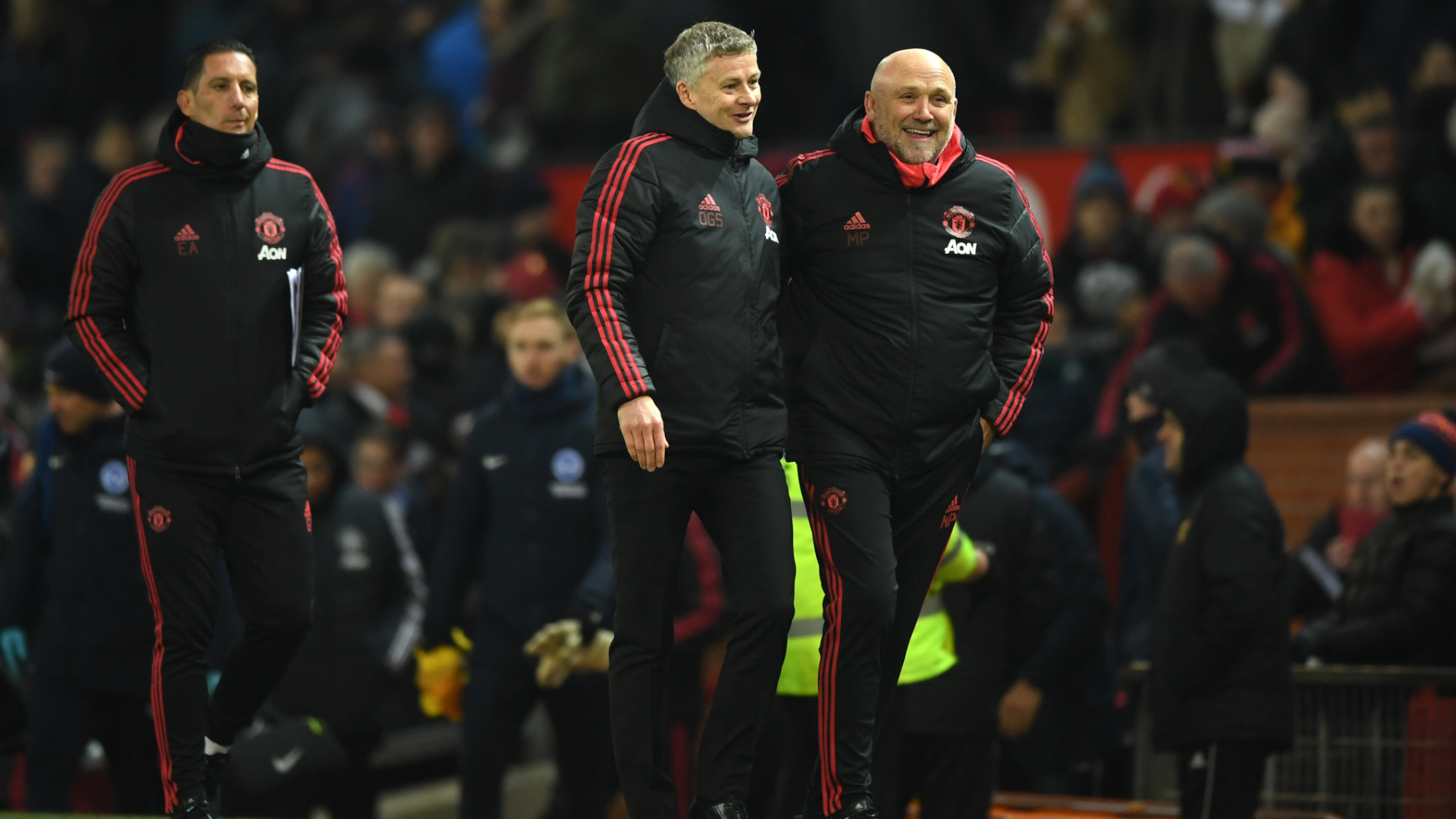Manchester United chiefs pleased with Ole Gunnar Solskjaer's defensive work
