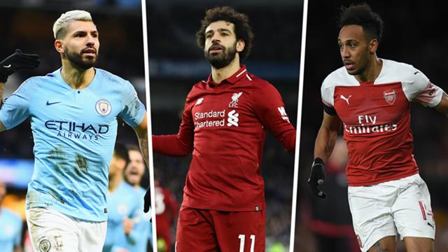 3cff837d91b Premier League top scorers 2018-19  Salah