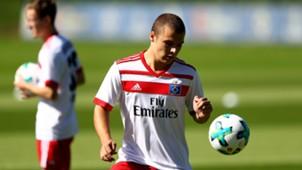 Janjicic, HSV, Training, 02082017