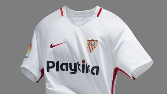 Sevilla home kit 2018-19