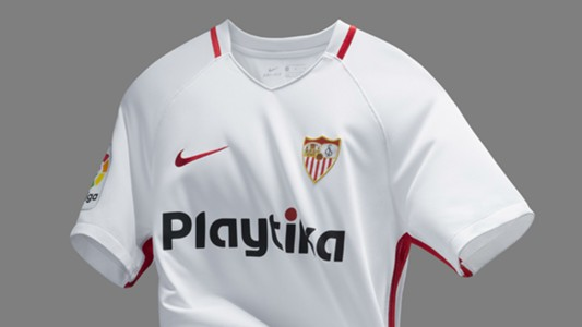 Sevilla home kit 2018-19