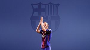 16 Musim, 16 Foto Terbaik Andres Iniesta Di Barcelona